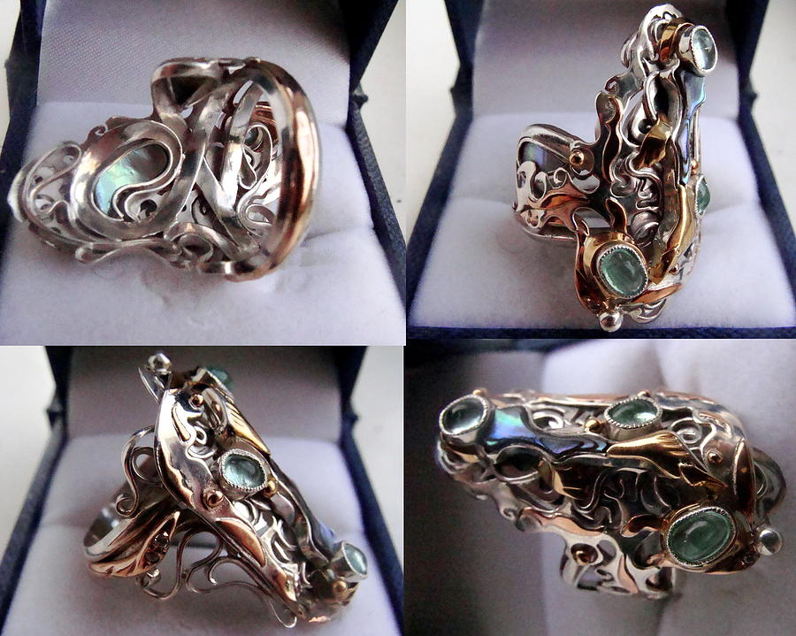 Ring Discovery Jewelry