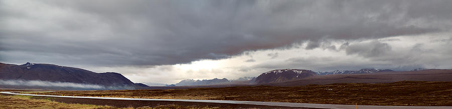 Ring Road Iceland Photograph - Ring Road Iceland by Dirk Ercken