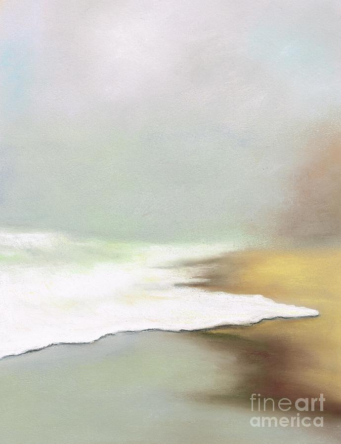 Fog Painting - Rising Tides by Frances Marino