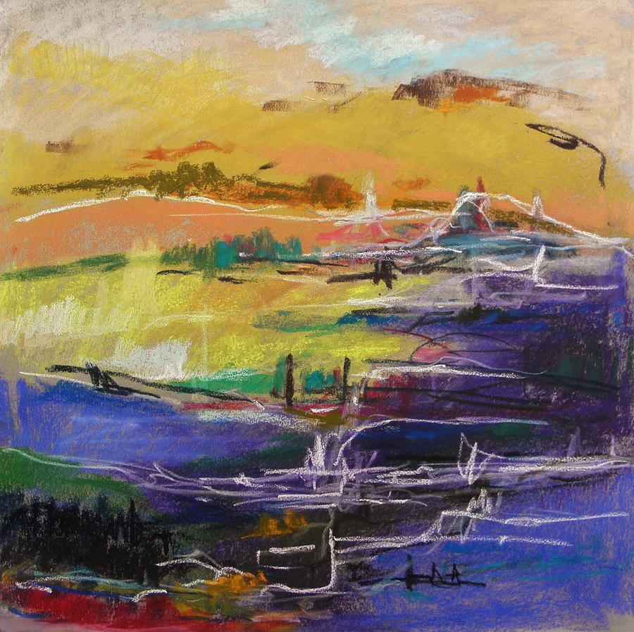 River Bank II Painting by John Williams