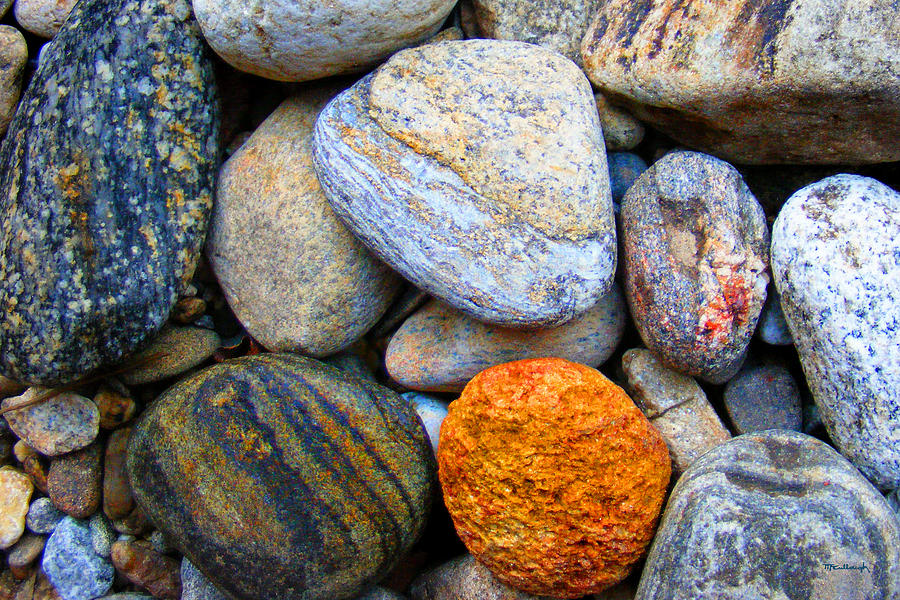 river rocks 1 photograph by duane mccullough