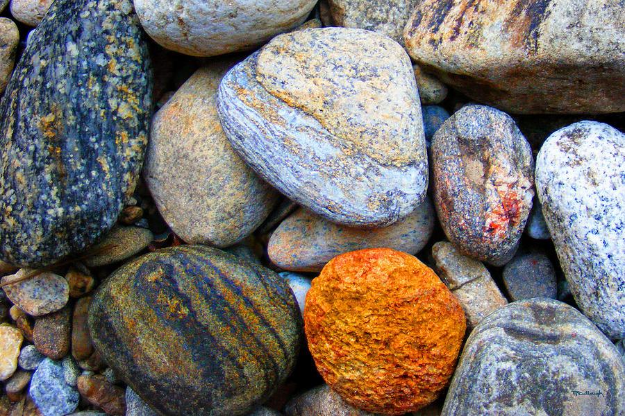 river rocks 1 photograph by duane mccullough
