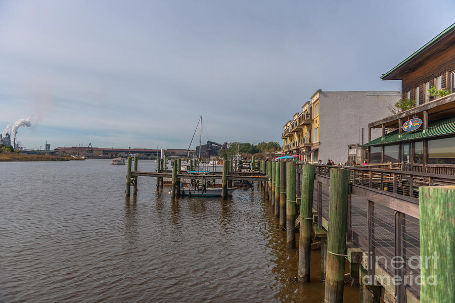 River Room Dockside Photograph