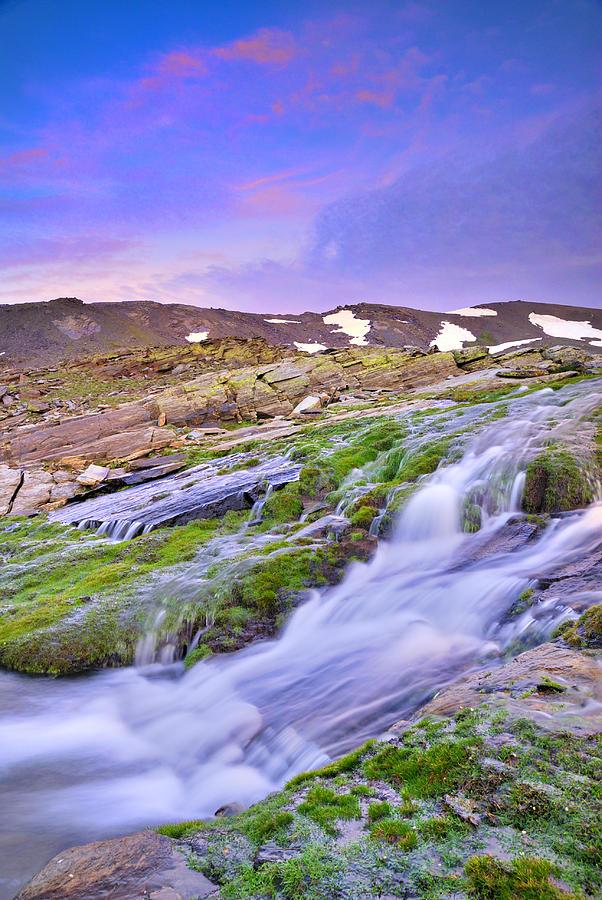 River San Juan Photograph