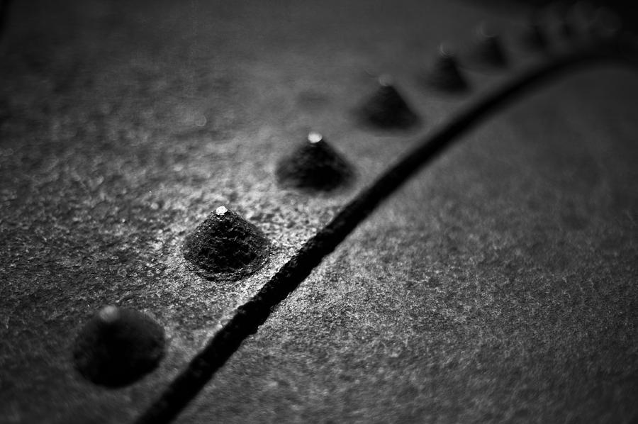 Rivets 1 Photograph