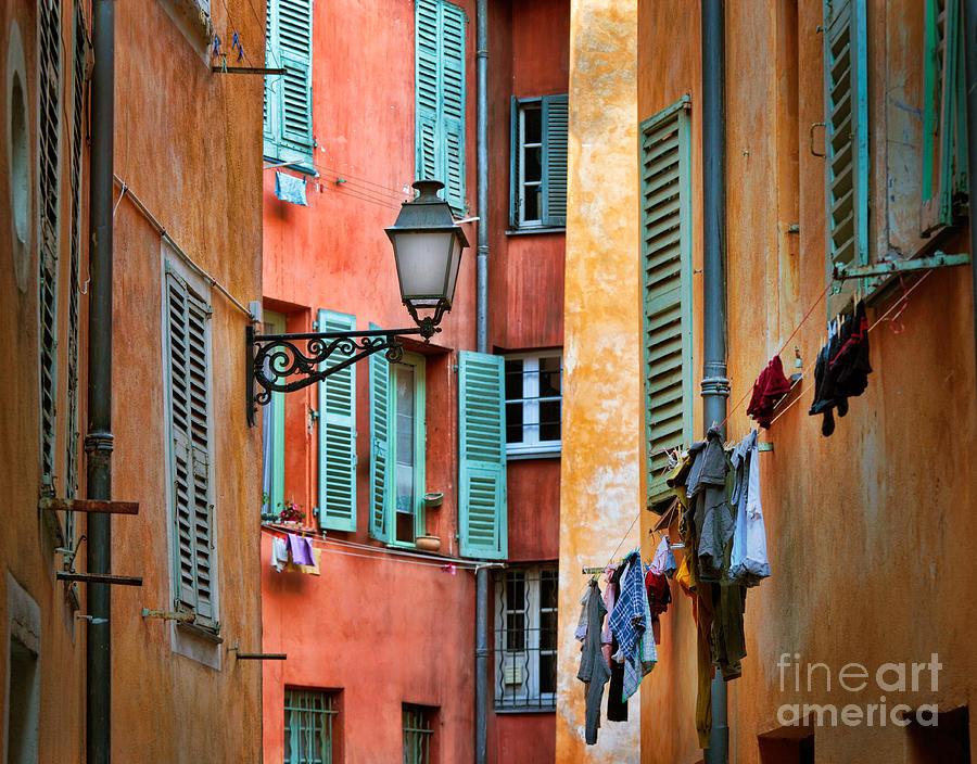 Riviera Alley Photograph