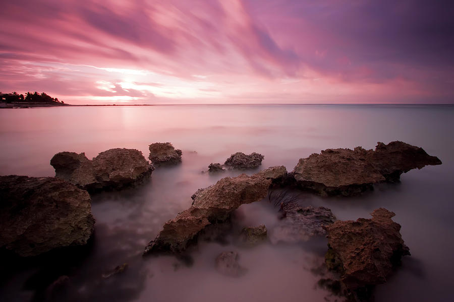 Riviera Maya Sunrise Photograph