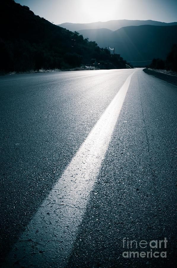Road Photograph