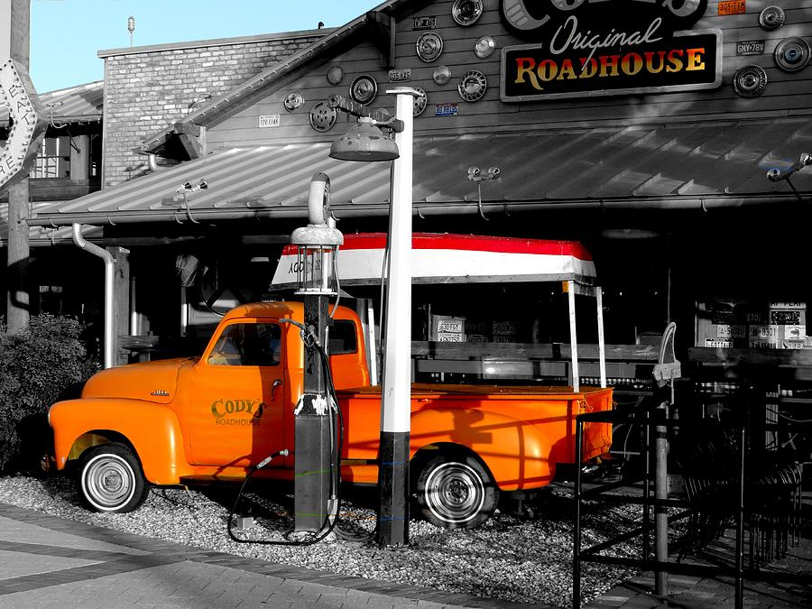 Roadhouse Photograph  - Roadhouse Fine Art Print