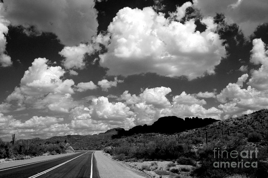 Roads To Wickenberg Photograph  - Roads To Wickenberg Fine Art Print