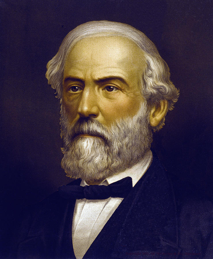 Robert E. Lee   1870 Photograph