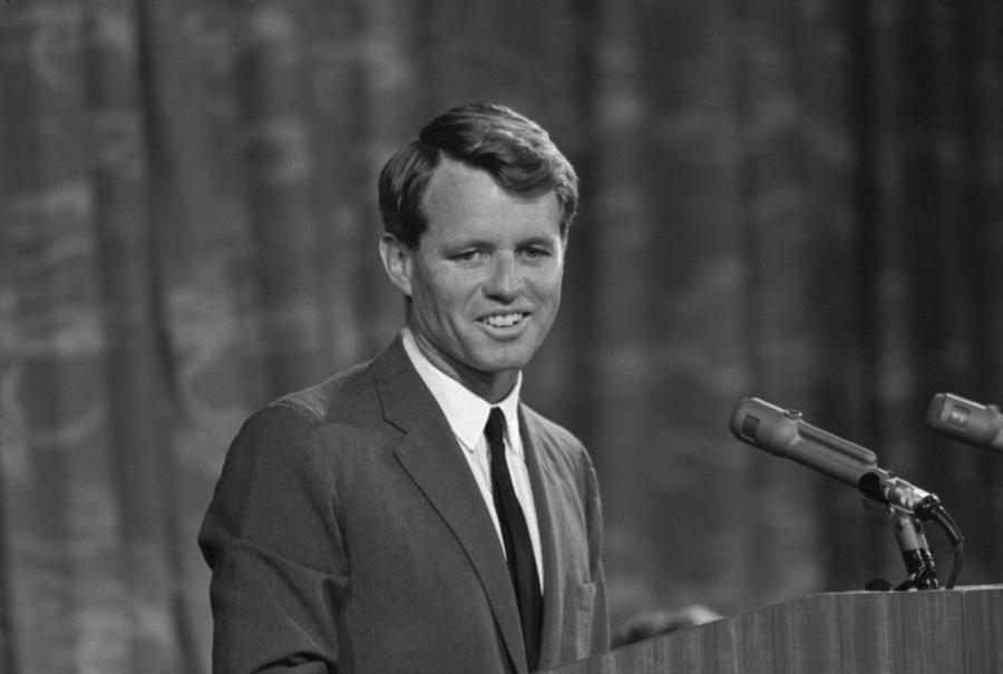 Robert Kennedy Photograph