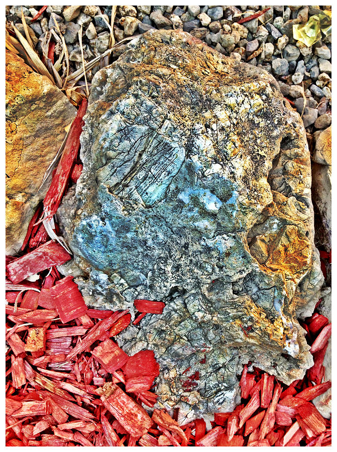Rock 2 Photograph  - Rock 2 Fine Art Print
