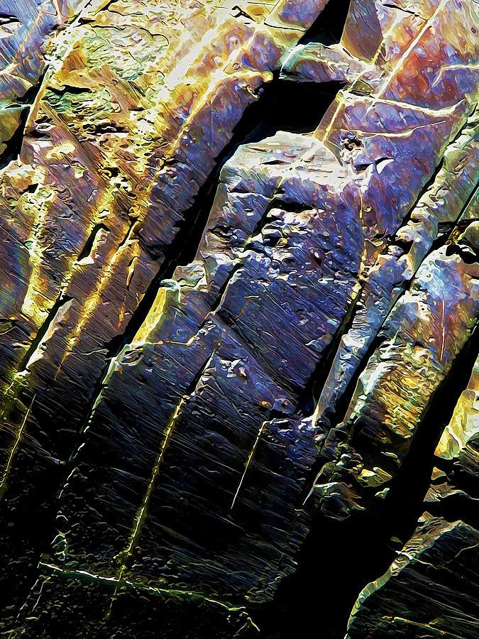 Rock Art 9 Photograph