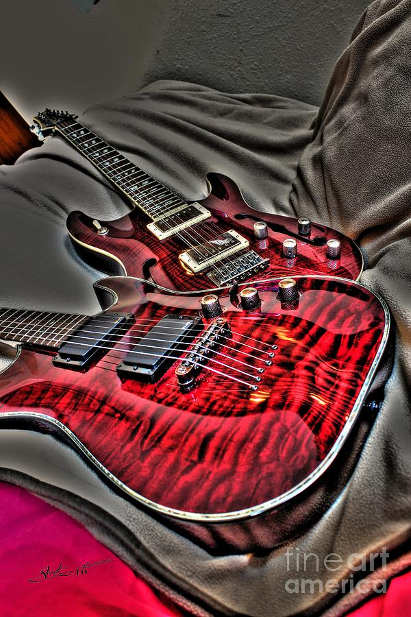 Rockin Out Photograph  - Rockin Out Fine Art Print