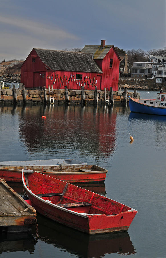 Rockport Photograph - Rockport No. 1 by Mike Martin