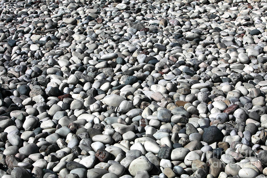 Rocks Of The Greek Photograph
