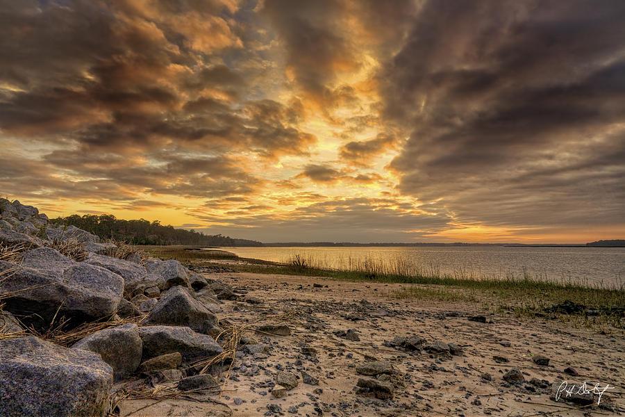 Rocky Beach Photograph