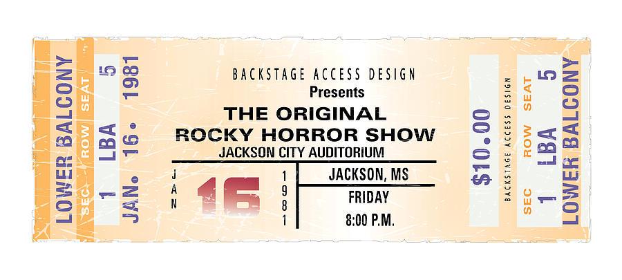 Tickets Rocky
