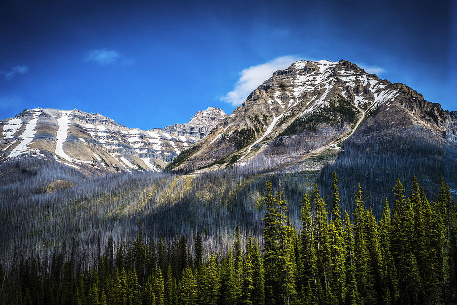 mountains kootenay national park - photo #1