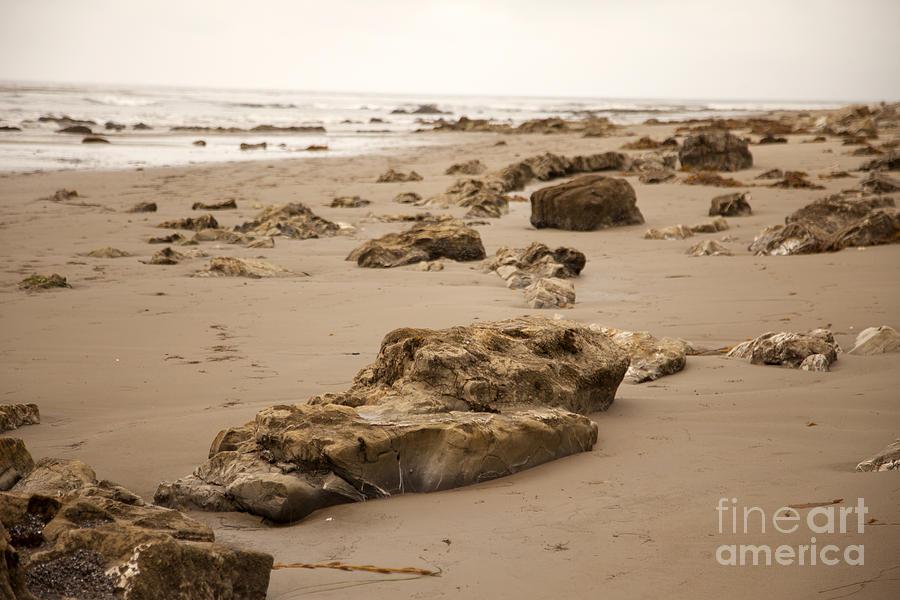 Rocky Shore 2 Photograph