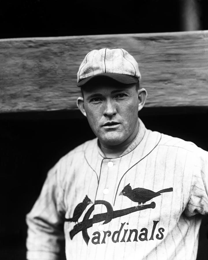 Rogers Hornsby Looking Into Camera Photograph