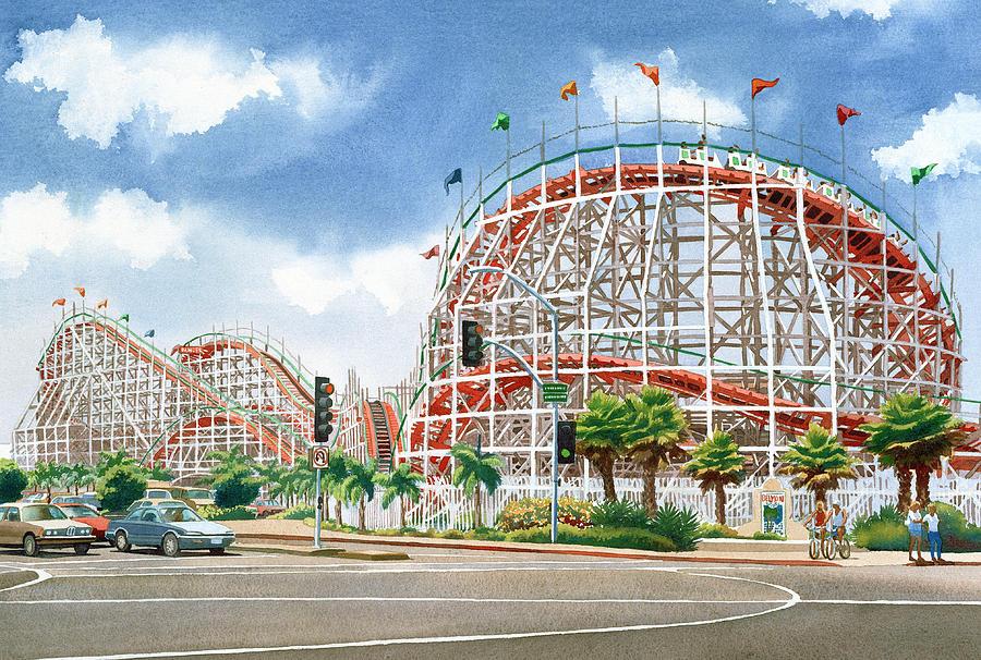 beach roller coaster - photo #36