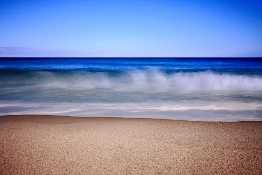 Rolling Ocean Waves Photograph  - Rolling Ocean Waves Fine Art Print