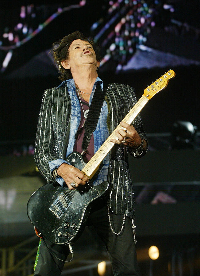 Rolling Stones Concert 12 Photograph