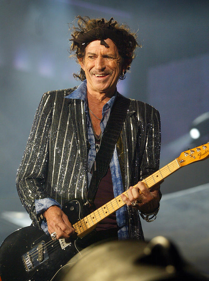 Rolling Stones Concert 14 Photograph