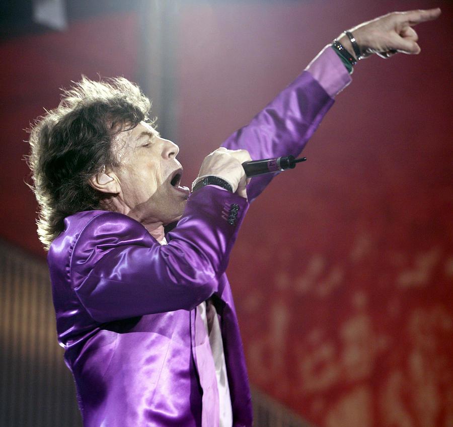Rolling Stones X Photograph