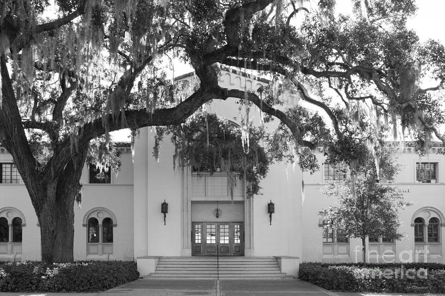 Rollins Collins Mills Memorial Hall Photograph