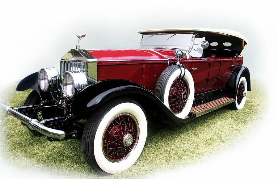 Rolls-royce Phantom I 1929 Photograph