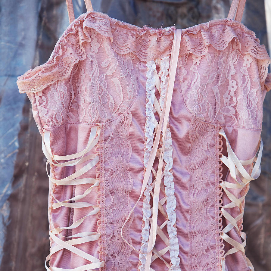 Dress Photograph - Romance by Art Block Collections