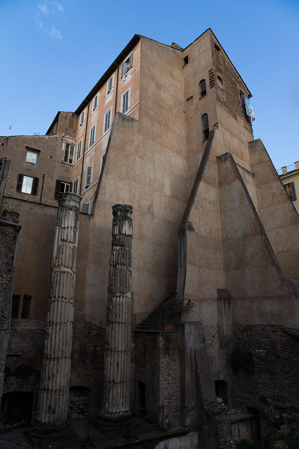 Rome - Centuries Of History And Architecture  Photograph