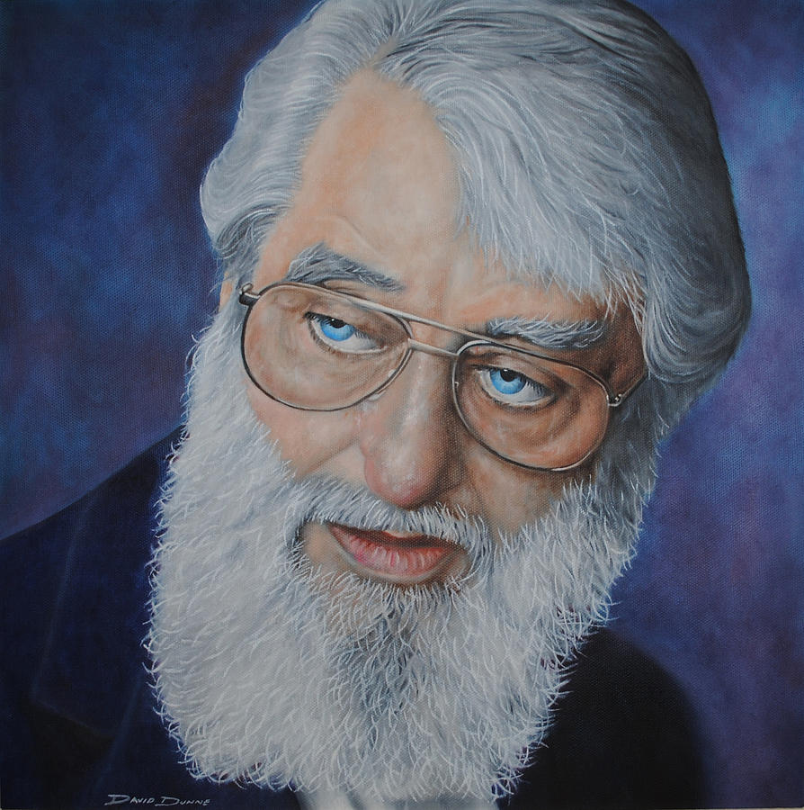 Ronnie Drew Painting