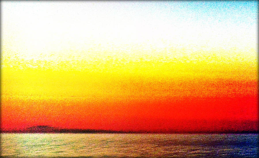 Rothkos Sea #1 Photograph