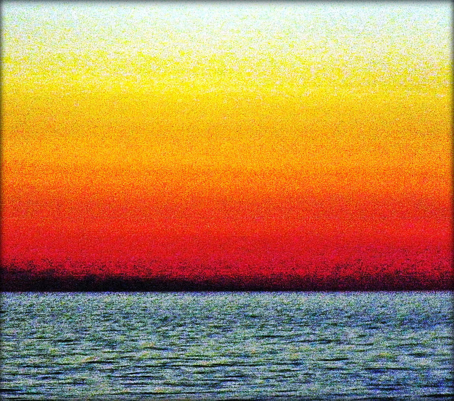 Rothkos Sea #2 Photograph
