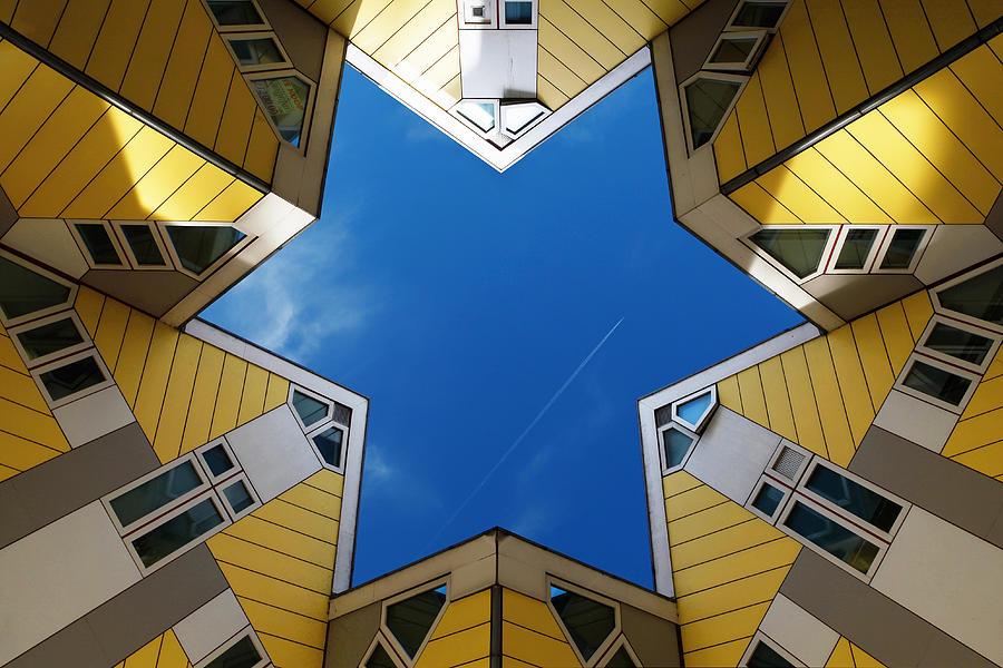 Rotterdam Kubuswoningen Photograph