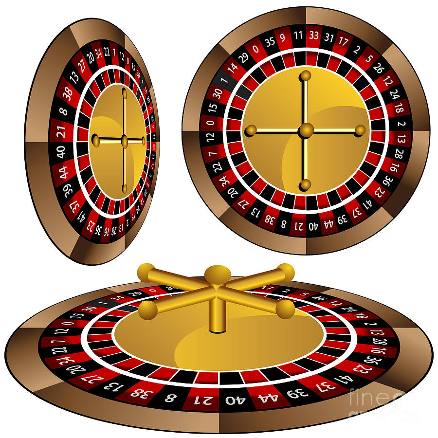 digital roulette wheel