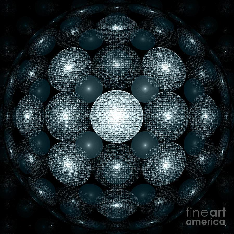Round And Round Digital Art