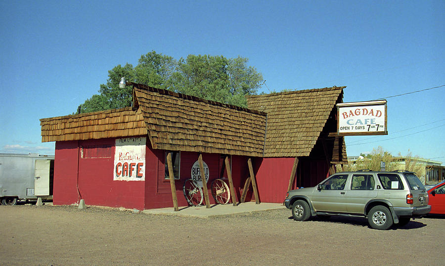 Route 66 - Bagdad Cafe Photograph