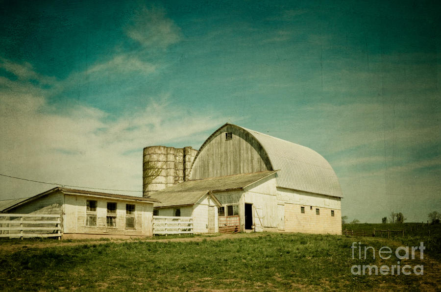 Route 661 Barn Photograph
