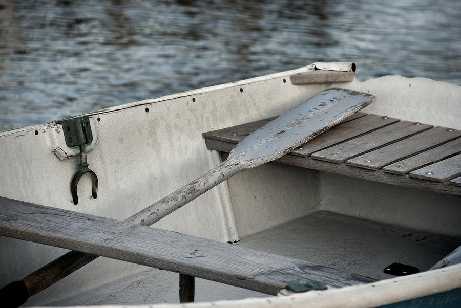 Rowboat Photograph - Rowboat by Charles Harden