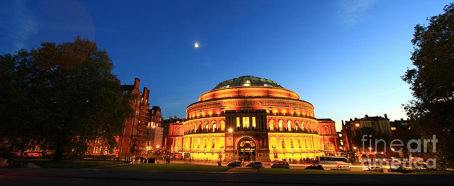 Royal Albert Hall London Photograph