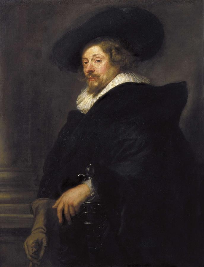 Vertical Photograph - Rubens, Peter Paul 1577-1640 by Everett