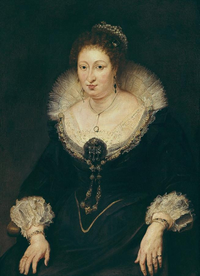 Rubens, Peter Paul 1577-1640. Lady Photograph