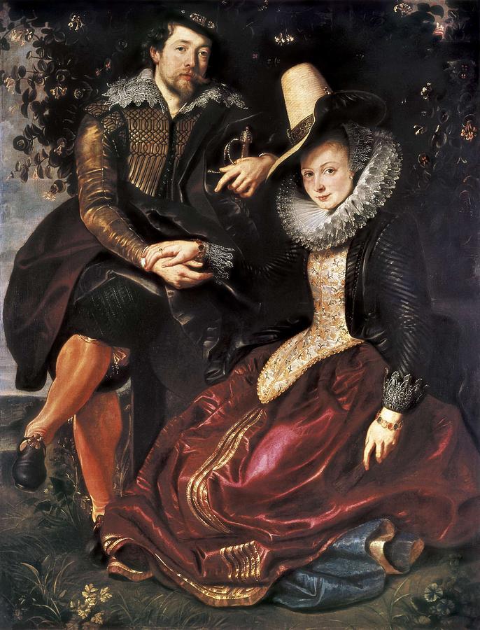 Rubens, Peter Paul 1577-1640. Rubens Photograph