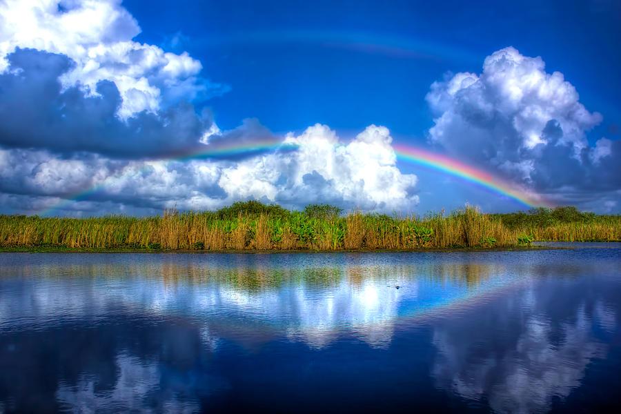 Rues Rainbow Photograph