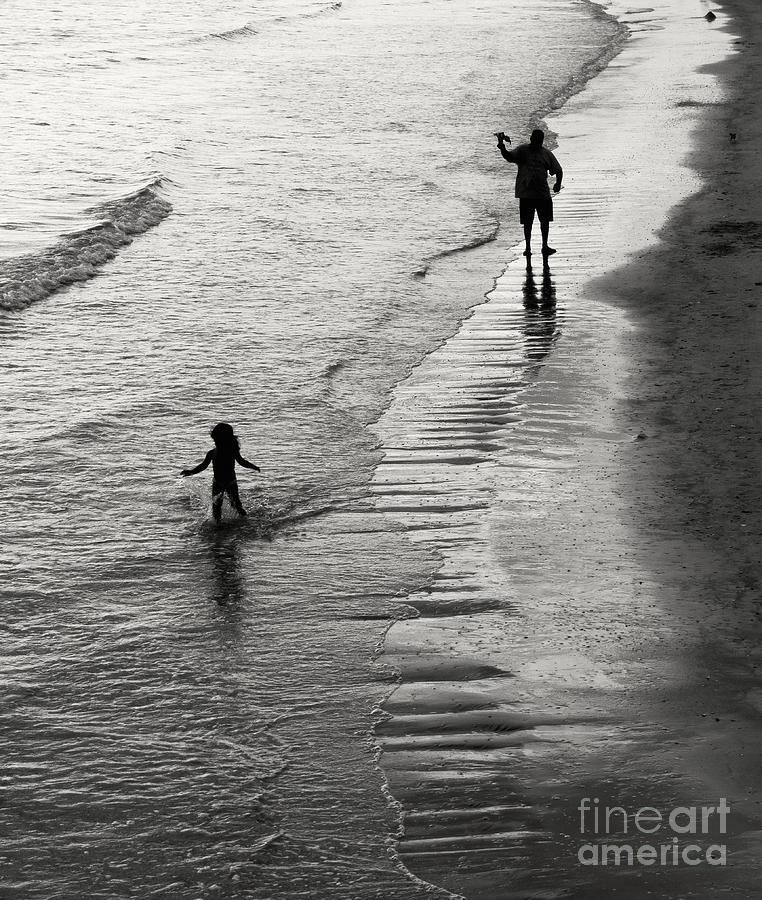 Freedom Photograph - Running Wild Running Free by Edward Fielding